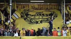 mjallby-tifo