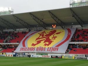 Kalmar FF tifo